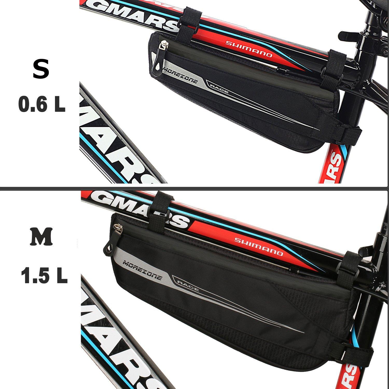 Oferta flash bolsa para cuadro de bicicleta por 10 - Bolsas para flash ...